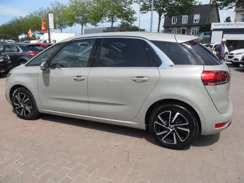 Photo 4 de l'offre de CITROEN C4 SpaceTourer BlueHDi 120 S&S Feel à 20790€ chez Citroen Lamballe Armor auto