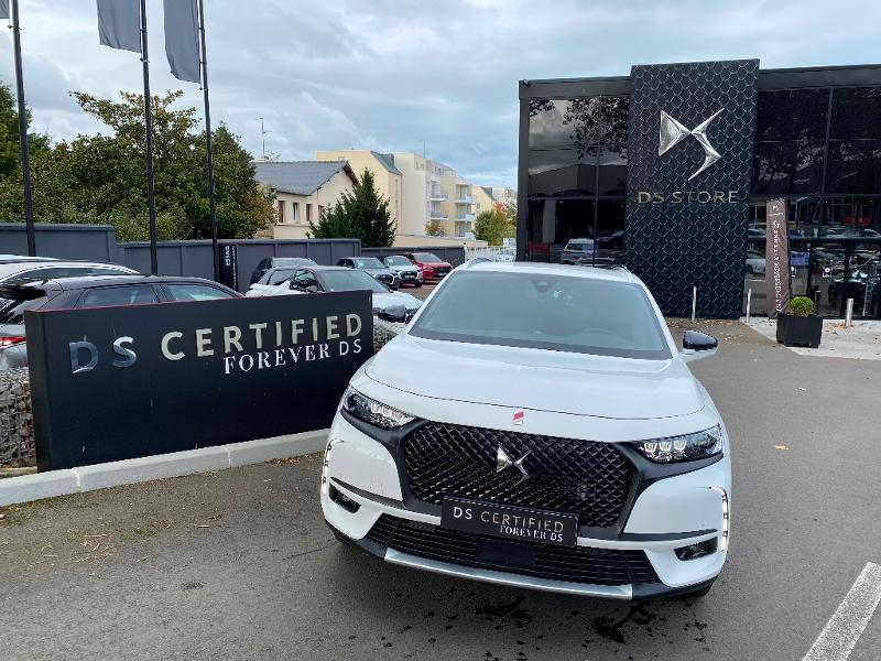 Photo 1 de l'offre de DS DS 7 Crossback BlueHDi 180ch Performance Line + Automatique 128g à 36990€ chez Citroen Lamballe Armor auto