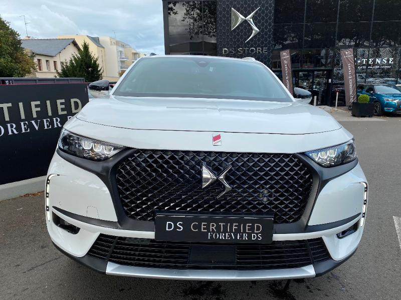 Photo 2 de l'offre de DS DS 7 Crossback BlueHDi 180ch Performance Line + Automatique 128g à 36990€ chez Citroen Lamballe Armor auto
