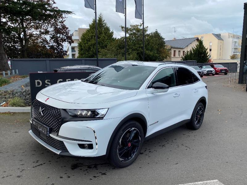 Photo 3 de l'offre de DS DS 7 Crossback BlueHDi 180ch Performance Line + Automatique 128g à 36990€ chez Citroen Lamballe Armor auto
