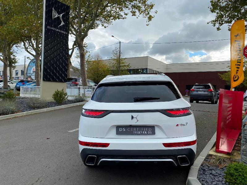 Photo 7 de l'offre de DS DS 7 Crossback BlueHDi 180ch Performance Line + Automatique 128g à 36990€ chez Citroen Lamballe Armor auto